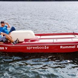 Rummel - Spreeboote