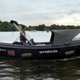 Hedi - Spreeboote