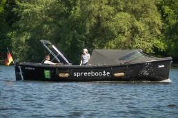 Jade - Spreeboote
